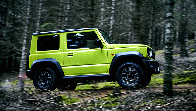 suzuki jimny 2018 specs prices features. Black Bedroom Furniture Sets. Home Design Ideas