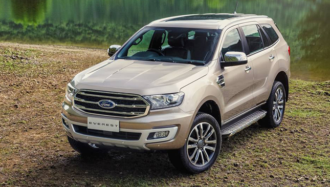 Ford Everest 2018 Price Specs Features Photos