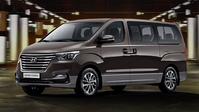 Hyundai Starex 2018