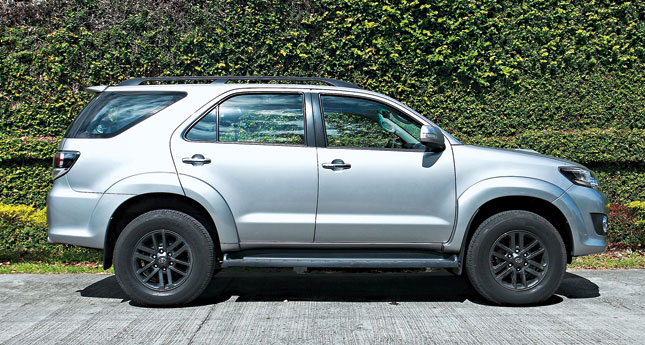 2005 2015 Toyota Fortuner Review Price Photos Features Specs