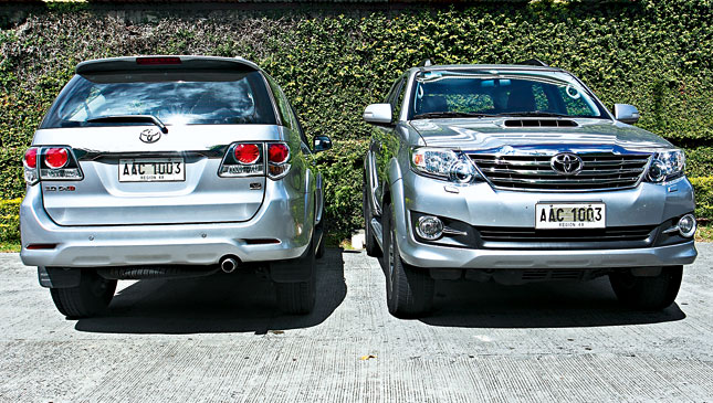 2005-2015 Toyota Fortuner: Review, Price, Photos, Features