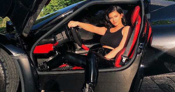 List Of Car Brands >> A look at Kylie Jenner's insane rides