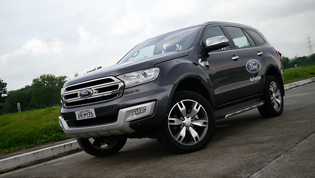 Ford Everest 2018: Specs, Prices, Features