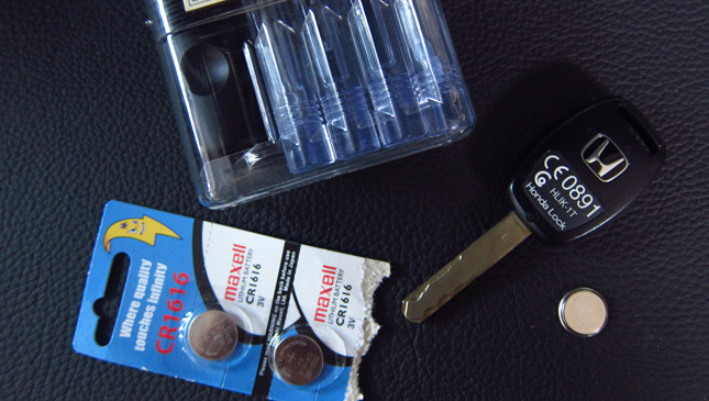 Honda Key Battery Replacement >> Car Key Battery Replacement