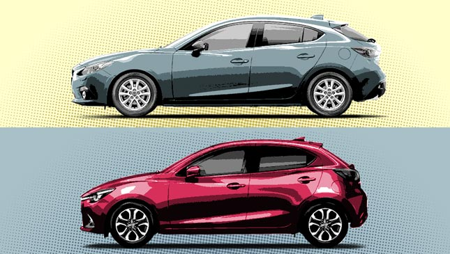Mazda 2, 3 2018: Specs, Prices, Features | Feature Articles | Top Gear  Philippines