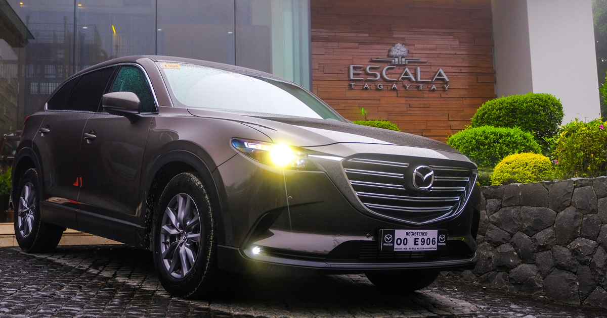 mazda cx9 | top gear philippines