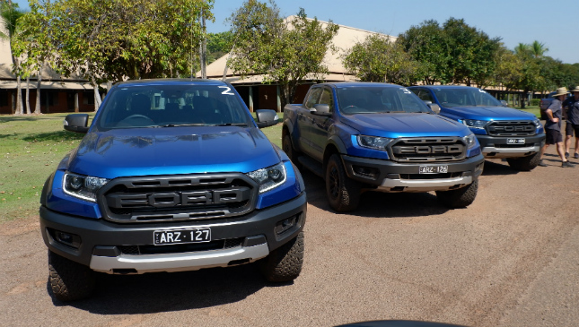 Ford Ranger Raptor 2018: specs, features | Feature ...