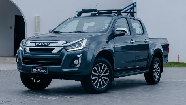 Isuzu Dmax Specs >> Isuzu D Max 2018 Review Features Specs Photos