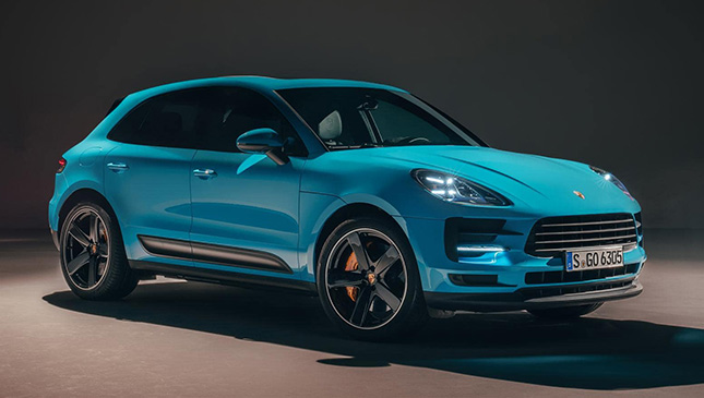 Is The New Porsche Macan Giving Us A Hint About The Next 911?