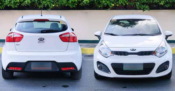 Kia Rio Top Gear Philippines