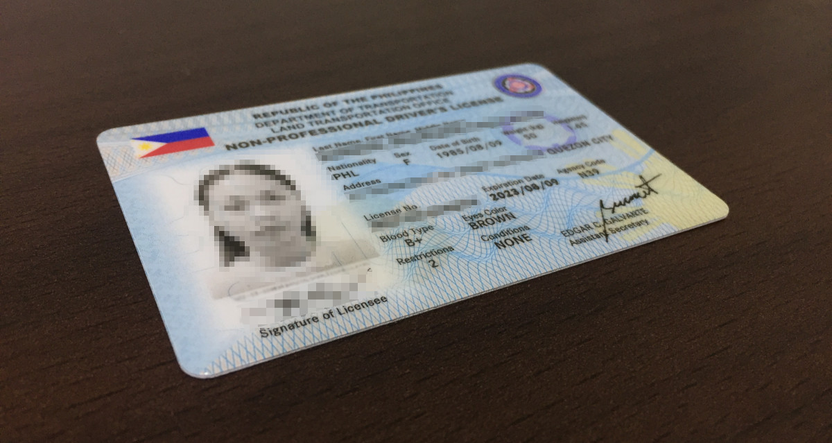 Why You Should Know Your Blood Type Before Renewing Your License