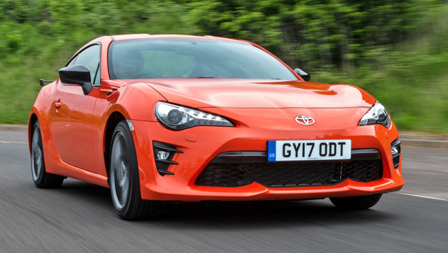 The 86 Is A Sports Car That S Relatively Unique In Its Sector Apart From Subaru Brz It 99 Identical To Of Course There No Turbocharger