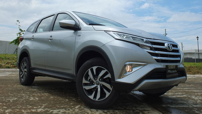 Toyota Rush 1 5 E AT 2019: Specs, Prices, Features