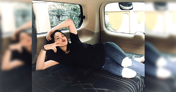Kylie Padilla S Cozy New Van Is Our Kind Of Home Away From
