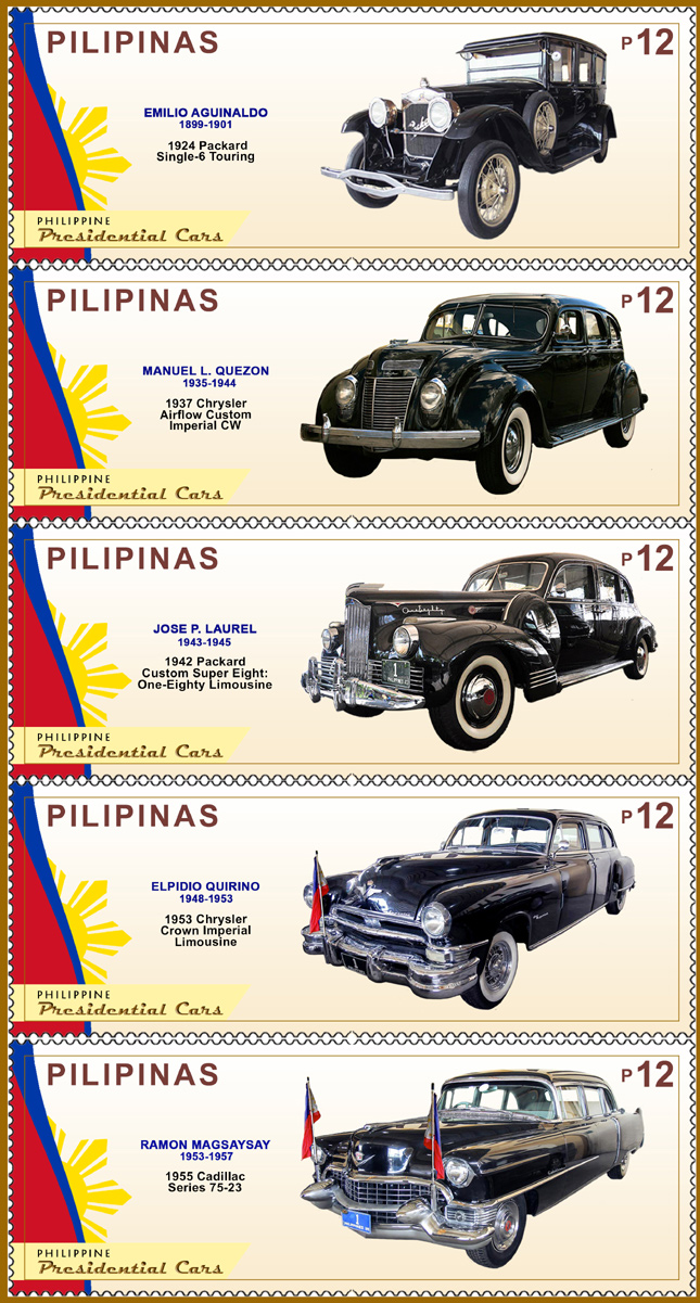 these phlpost st s with presidential cars look worth collecting 1943 Packard 2 Door Coupe photo by phlpost