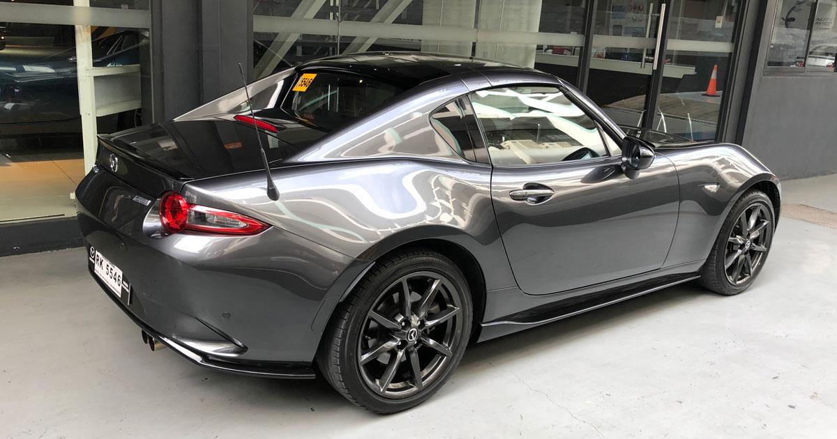Mazda Mx 5 Rf Top Gear Philippines