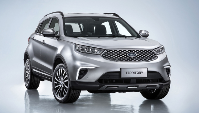 Ford Territory 2018 Specs Prices Features