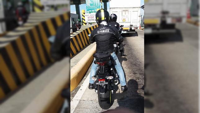 TRB issues ultimatum vs sub-400cc bikes entering expressways