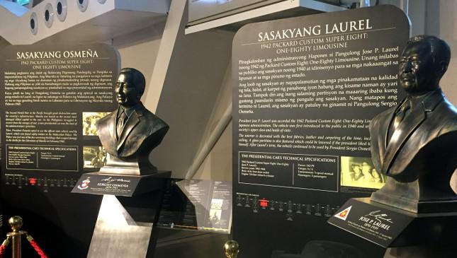 Ang mga dating pangulo ng Pilipinas telegraf dating rabatt kod