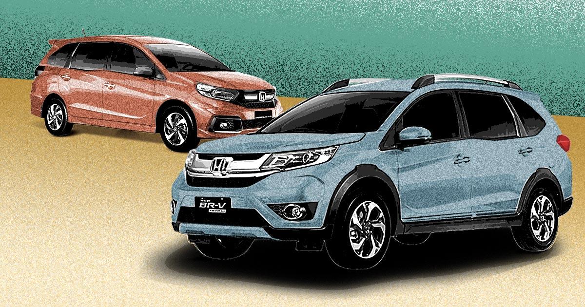 Honda BR-V, Mobilio 2018: Specs, Prices, Features