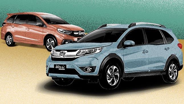 Honda Br V Mobilio 2018 Specs Prices Features