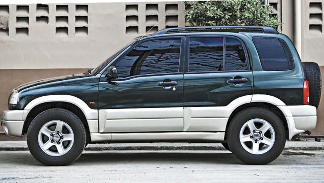 Used Car Review 1999 2005 Suzuki Grand Vitara