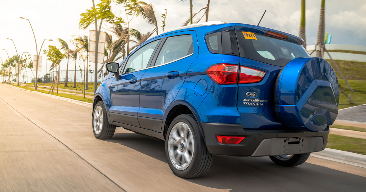 How Much Is Titanium Worth >> Ford EcoSport 2018: Price