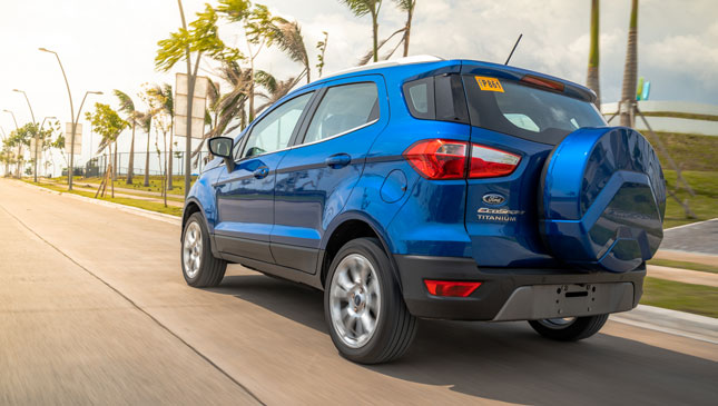 The New 2018 Ford Ecosport Has Arrived Here S How Much It Costs