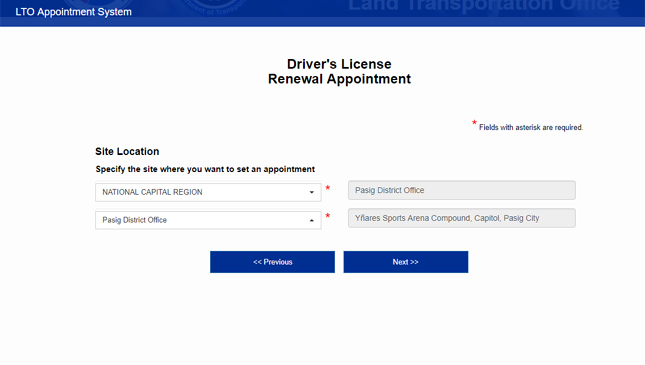 How to renew Philippine Driver's License 2018