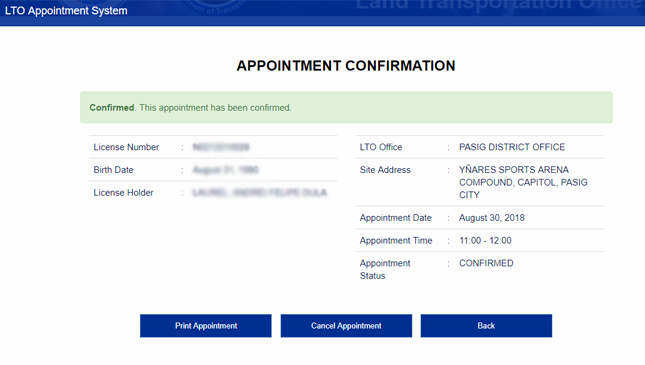 how to renew philippine driver s license 2018