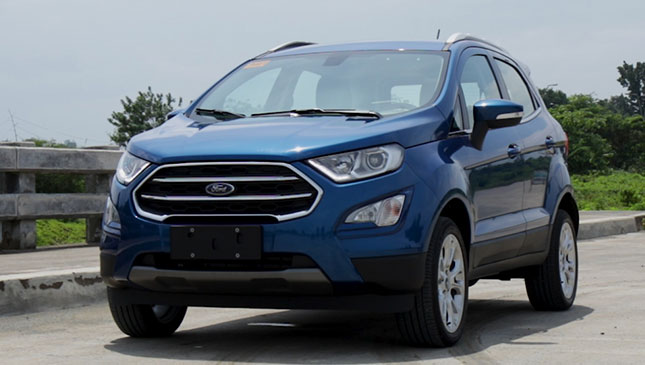 Ford Ecosport Prices Photos Video Feature Articles Top Gear Philippines