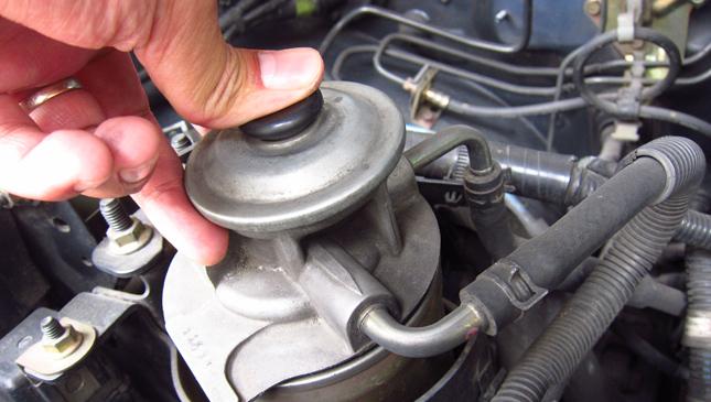 Car ownership 101: The diesel fuel filter