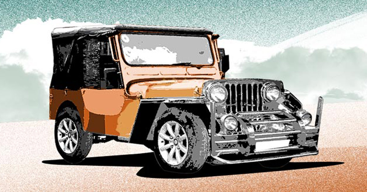 Owner Type Jeep Top Gear Philippines