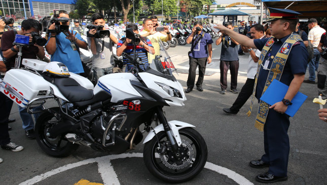 PNP-HPG augments its fleet with Kawasaki Versys 650 bikes