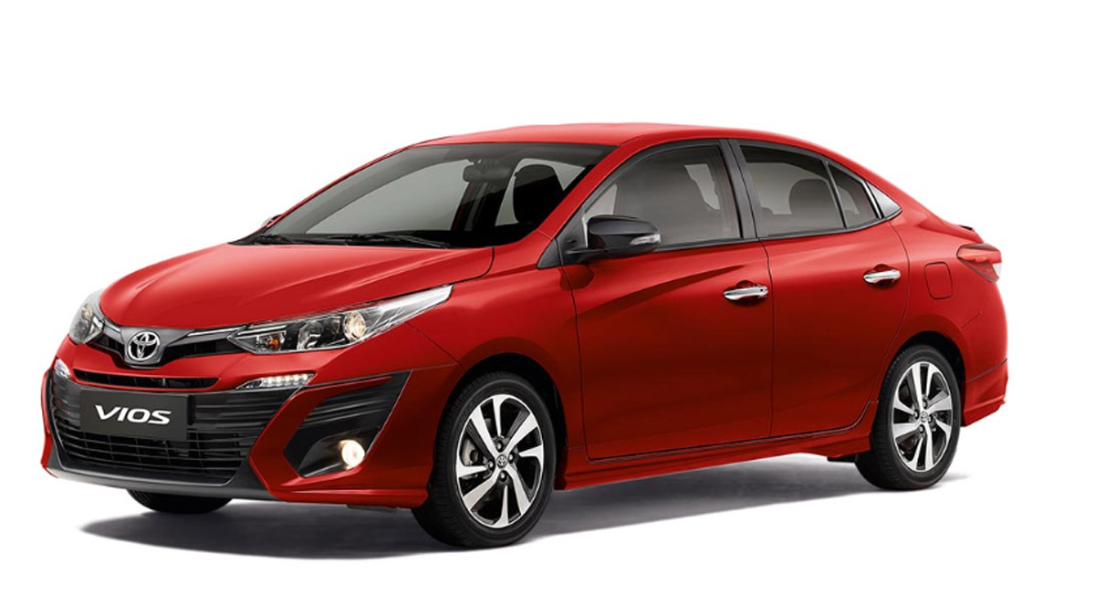 2019 Toyota Vios Philippines: Price, Specs, & Review Price