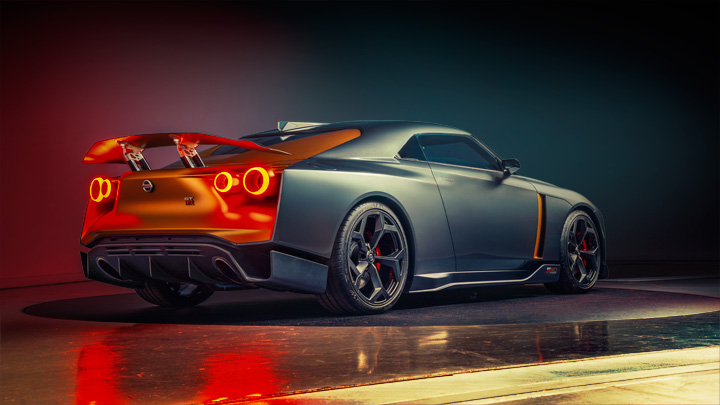 2018 Nissan Gt R50 Feature Article