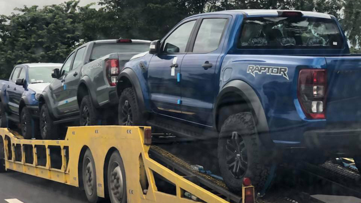 Ford Raptor 2018 >> Ford Ranger Raptor 2018: Specs, Prices, Features