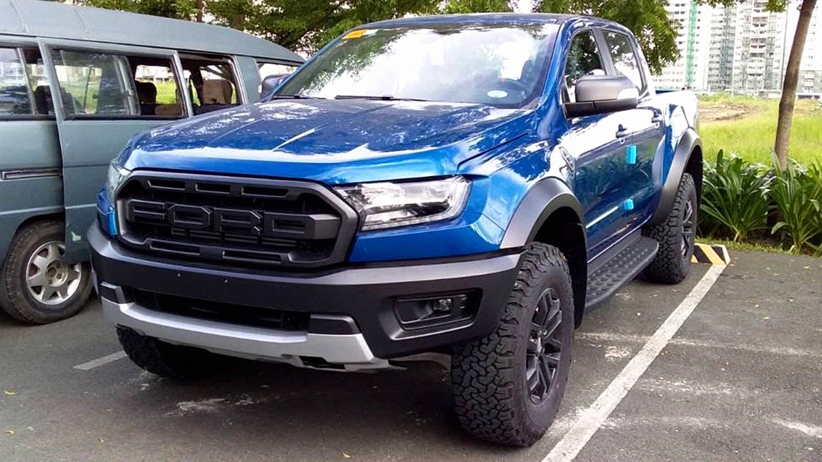 ford ranger raptor 2018 specs prices features. Black Bedroom Furniture Sets. Home Design Ideas