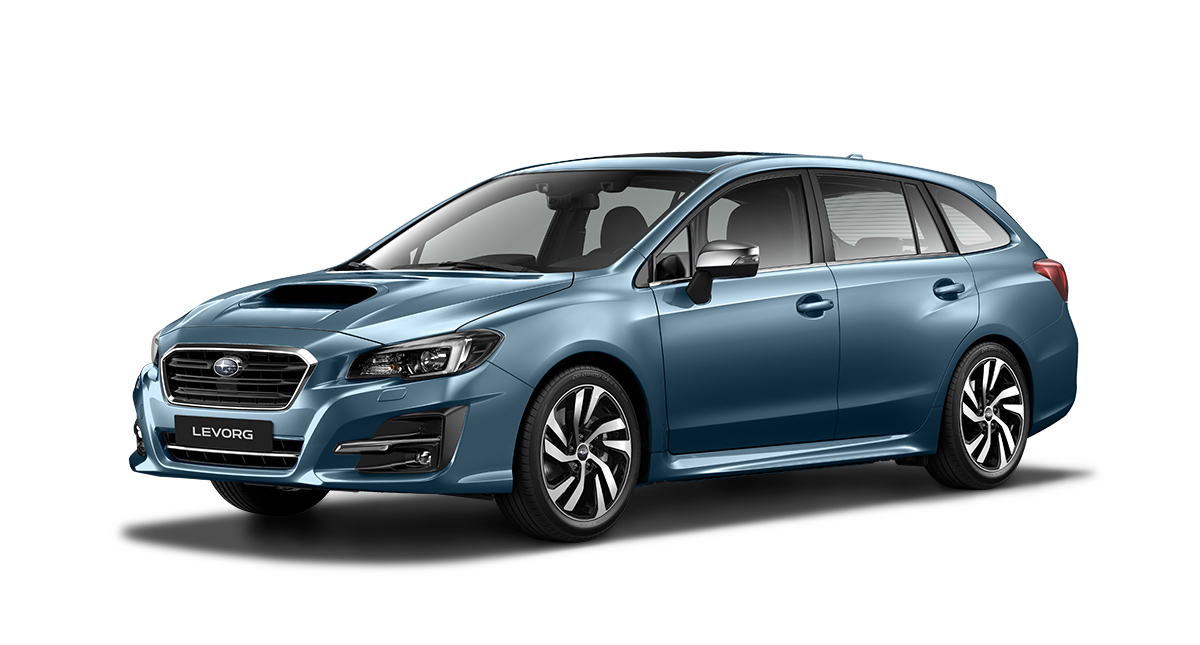 Subaru Levorg Top Gear Philippines