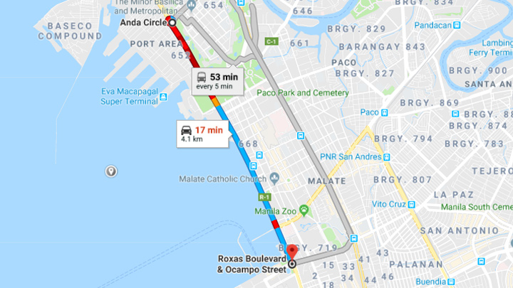 MMDA: Prepare for Roxas, Ayala Blvd. road closures this weekend