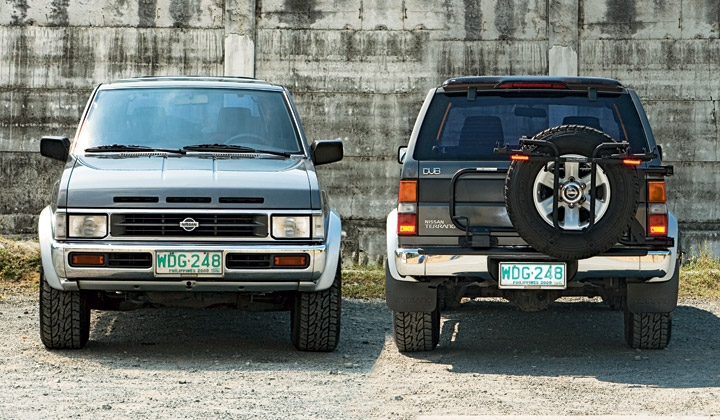 1998 Nissan Terrano: Review, Price, Photos, Features, Specs