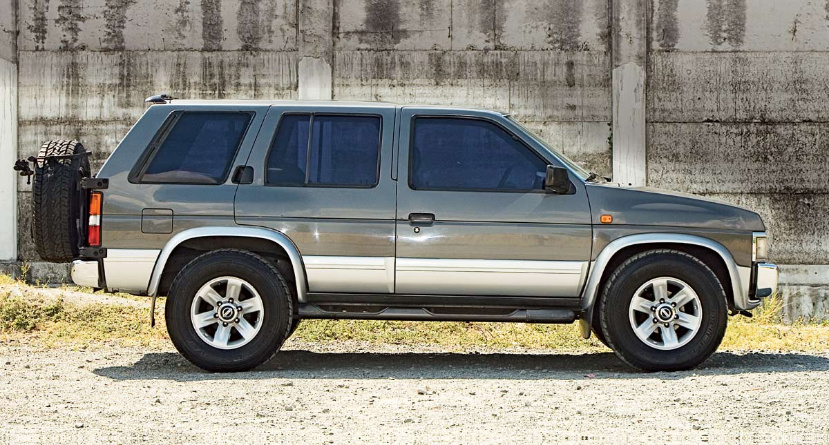 1998 Nissan Terrano Review Price Photos Features Specs