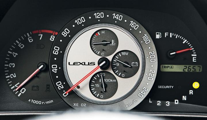 lexus is200 engine 1999