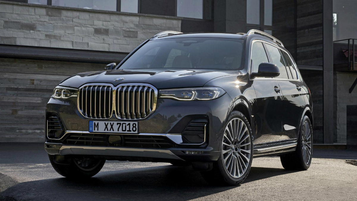 Bmw X7 2018 Specs Features Photos Car News Top Gear