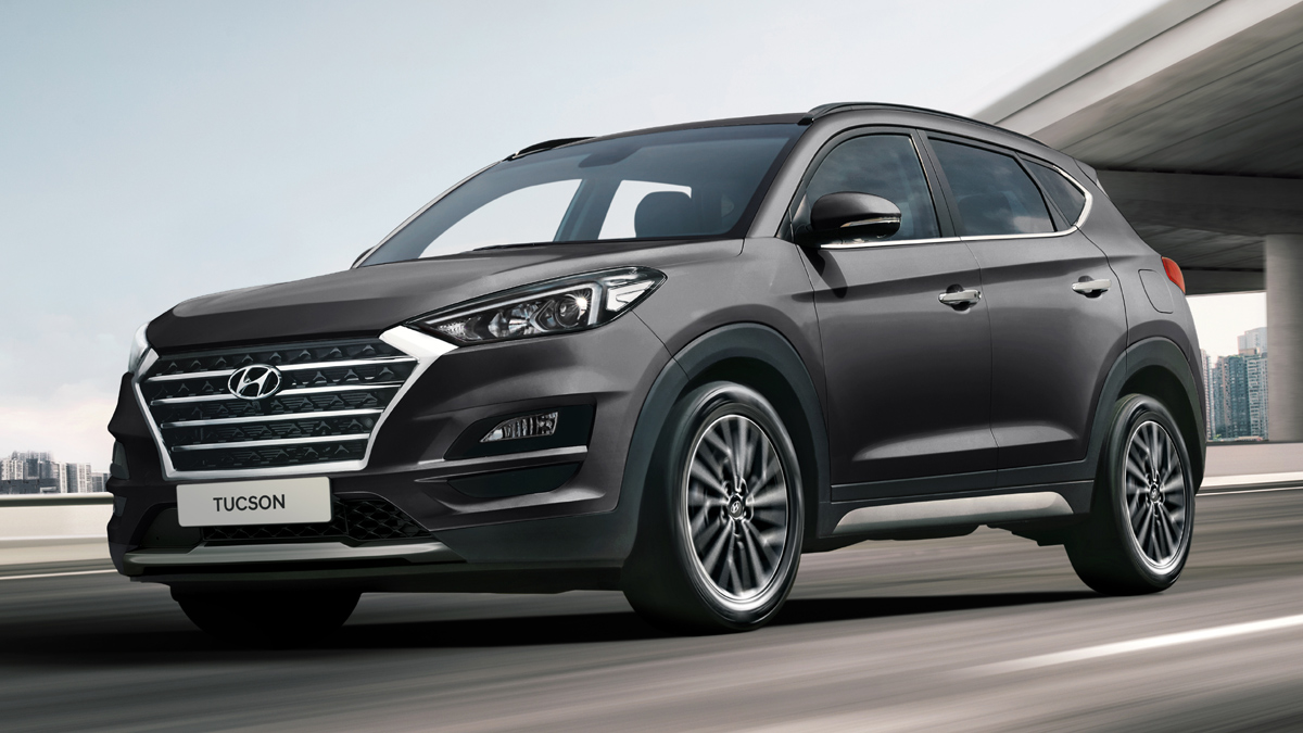 New Tucson 2018 >> 2018 Hyundai Tucson Philippines Price Specs Reviews