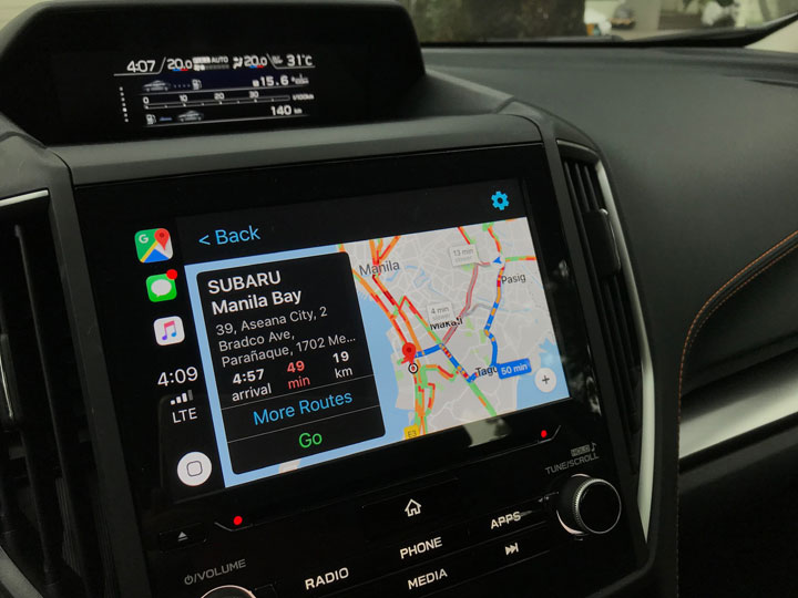 Google Maps for Apple CarPlay might be the best navigation