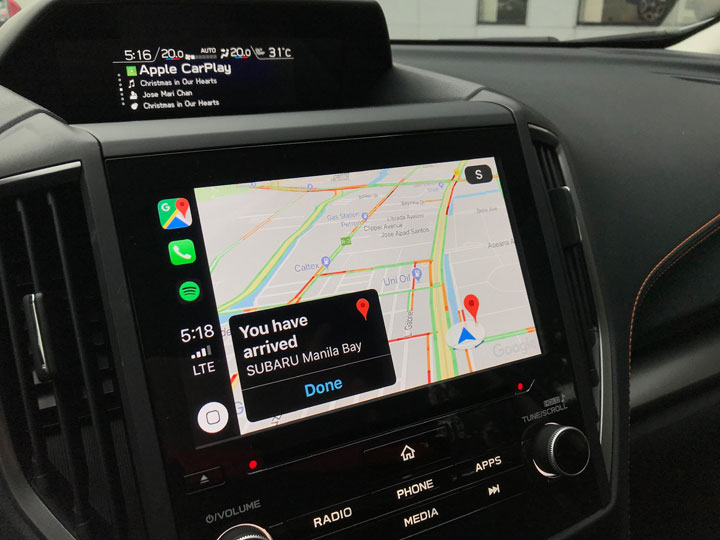 Google Maps for Apple CarPlay might be the best navigation system today