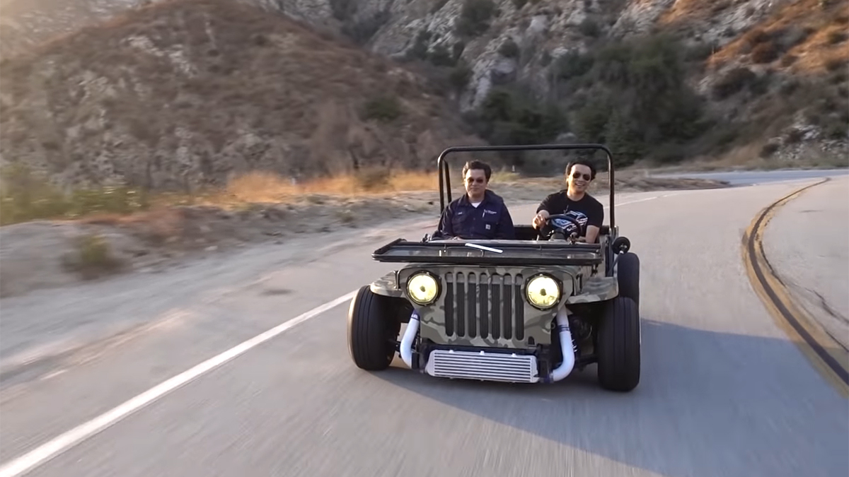 Pinoy pride: Hoonigan features the viral US-based owner-type jeep