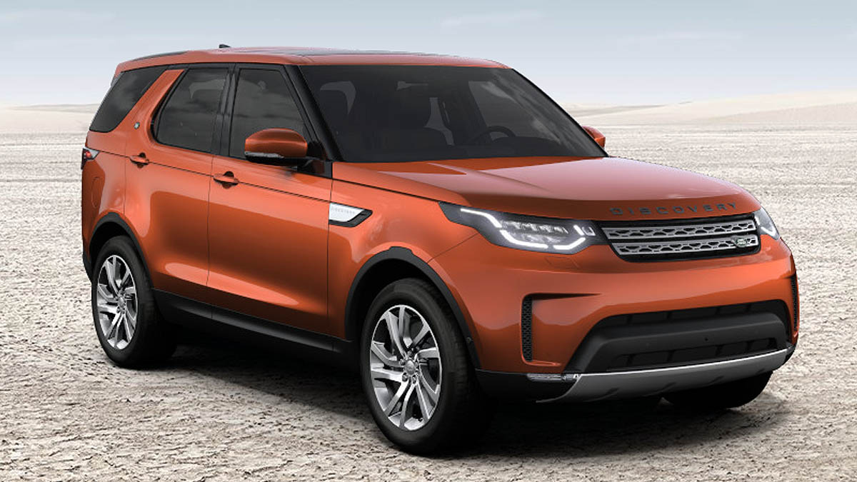 Land Rover Philippines Latest Car Models Price List