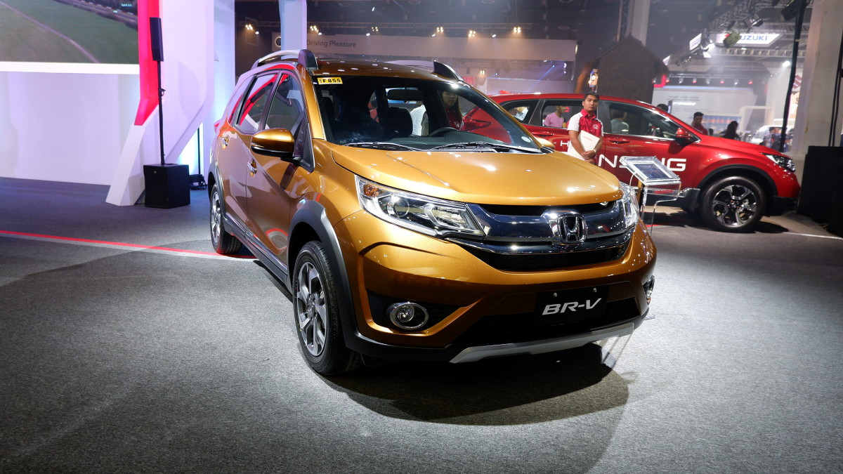 Honda PH announces Philippine production of BR-V